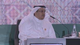 """محافظ المركزي السعودي: وضع العملة """"مطمئن جداً"""""""
