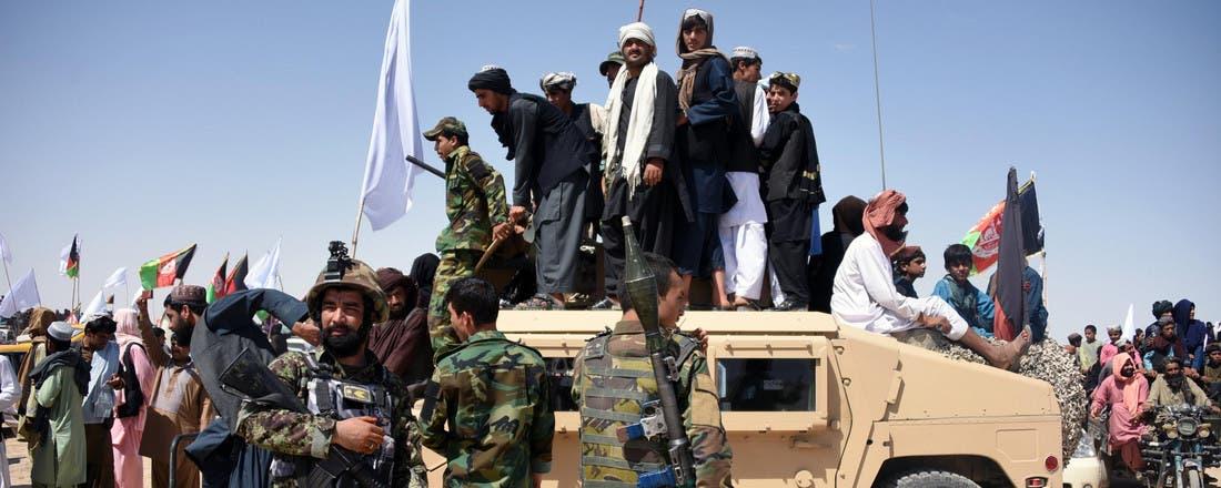 Usa forstarker i afghanistan