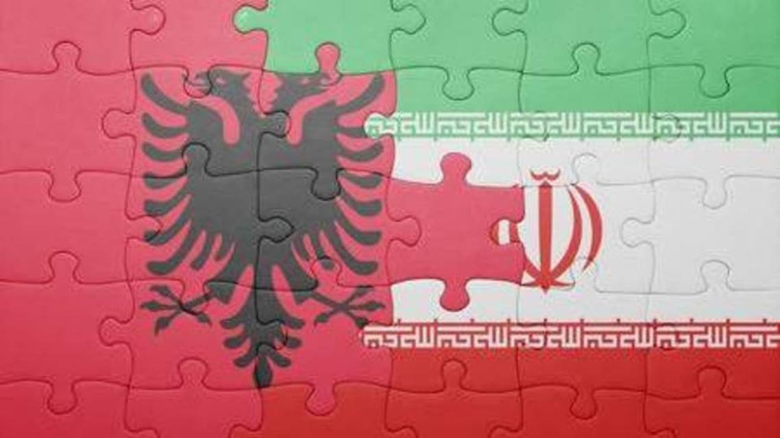 iran albania