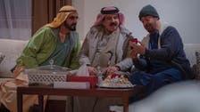 Bahrain King, Dubai Ruler, Abu Dhabi Crown Prince in a spontaneous moment