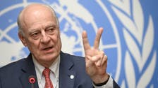 دي ميستورا مودعا: حرب سوريا طالت أكثر من الحرب العالمية