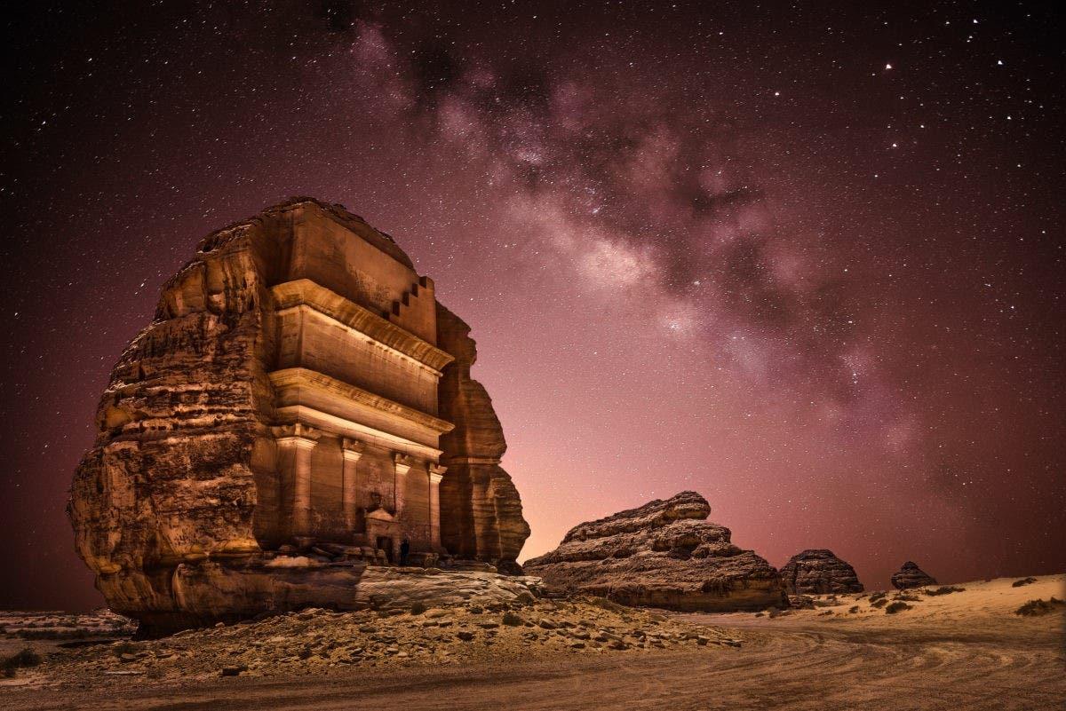 آثار باستانی مدین در طنطوره