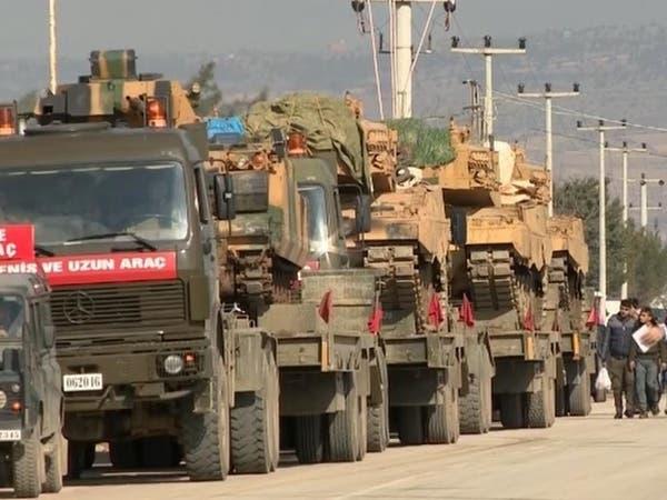 وزارة دفاع تركيا: استكملنا الاستعدادات لعملية عسكرية بسوريا