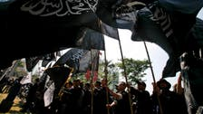 Indonesian Muslims protest China's detention of Uighurs