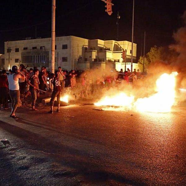 """""""إن غطيت تظاهرات البصرة تسجن"""".. قائد العمليات يوضح"""