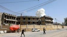 Armed men attack presidential residence in Somalia's capital