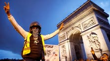 Respite in Paris as yellow vest movement abates