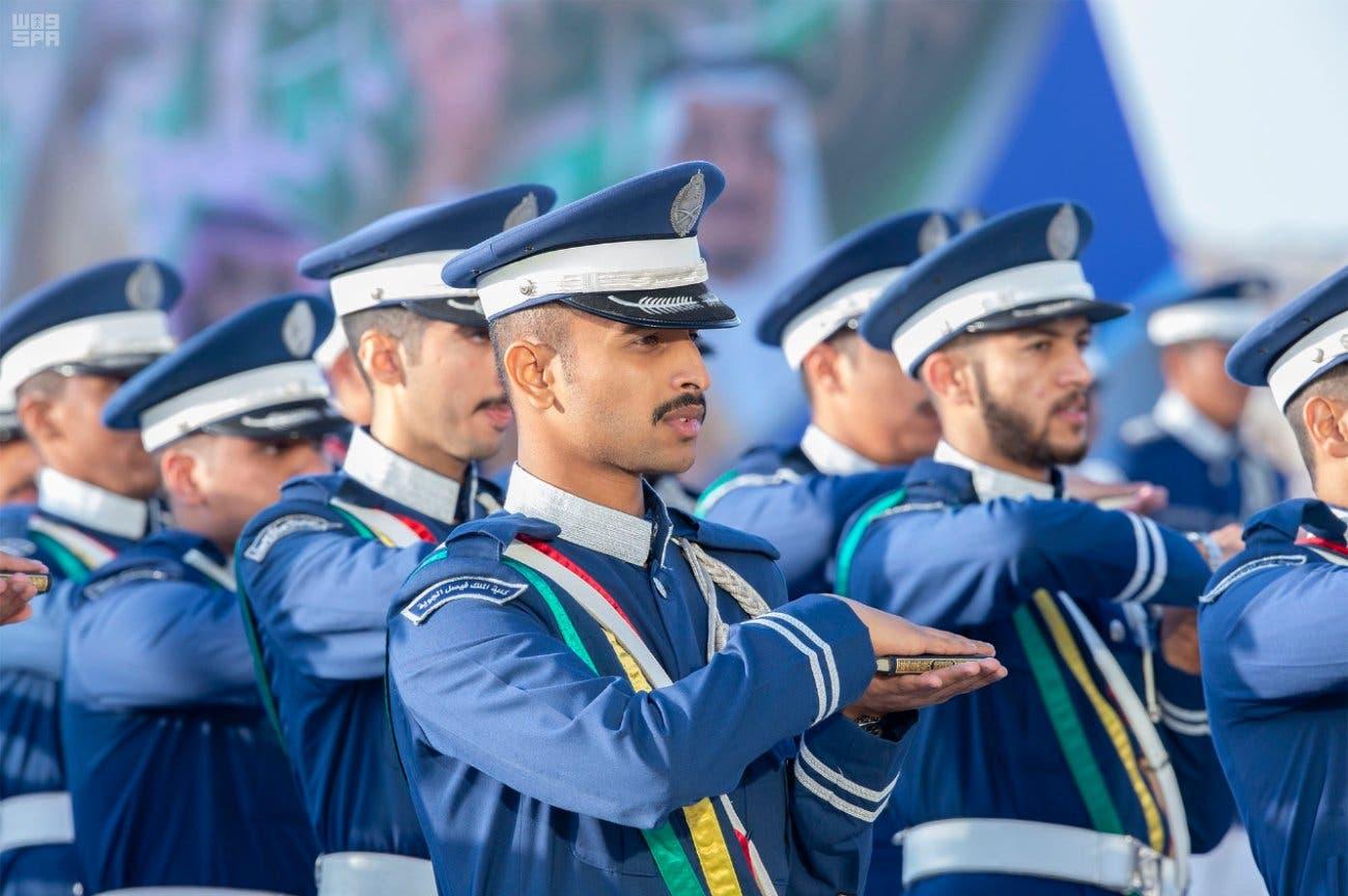 Saudi Crown Prince oversees King Faisal Air Academy graduation 4