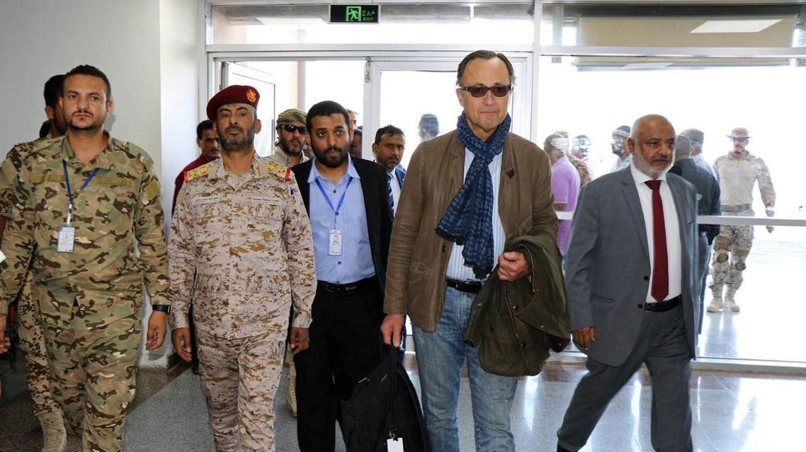 Patrick Cammaert yemen. (Reuters)