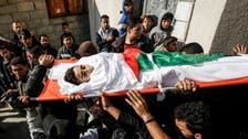 غزہ میں اسرائیلی تشدد سے ایک اور فلسطینی شہید