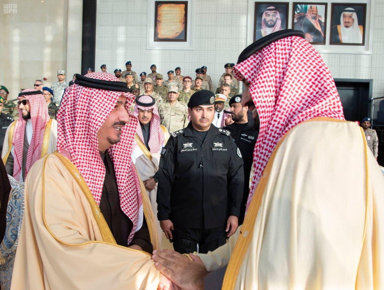 Saudi Crown Prince oversees King Faisal Air Academy graduation 3