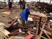 تسونامي يبث الرعب في إندونيسيا.. ويحصد 222 قتيلاً