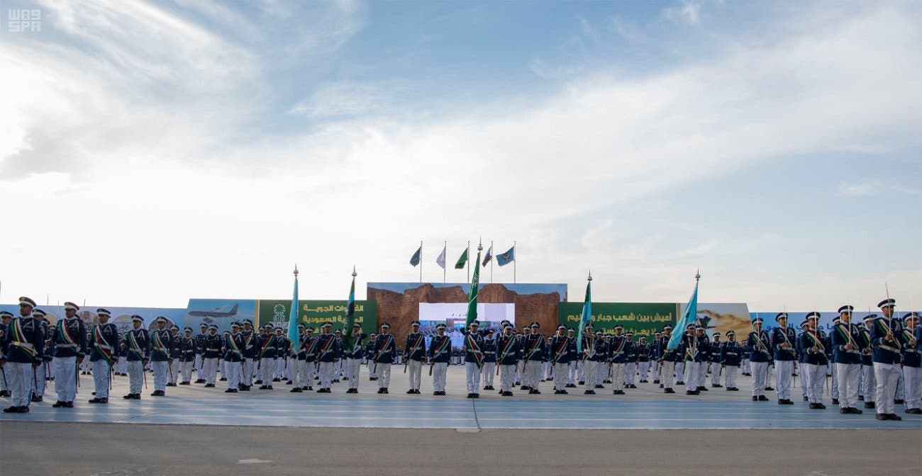 Saudi Crown Prince oversees King Faisal Air Academy graduation 5