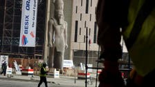 After delays, Egypt's new mega-museum set to open in 2020