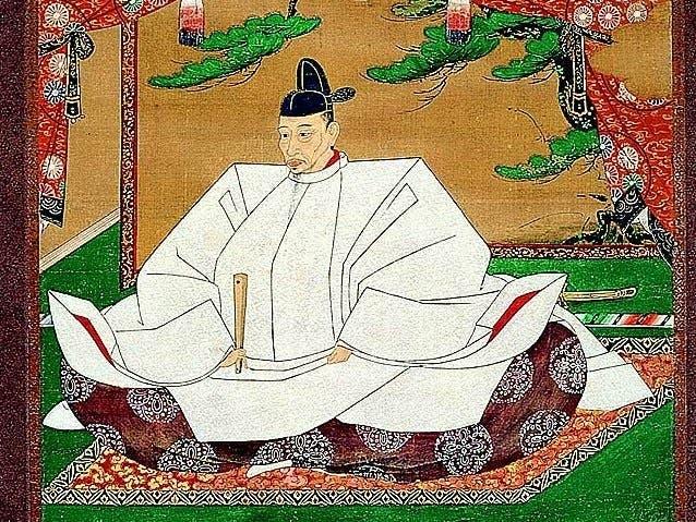 رسم تخيلي لتويوتومي هيدهيوشي