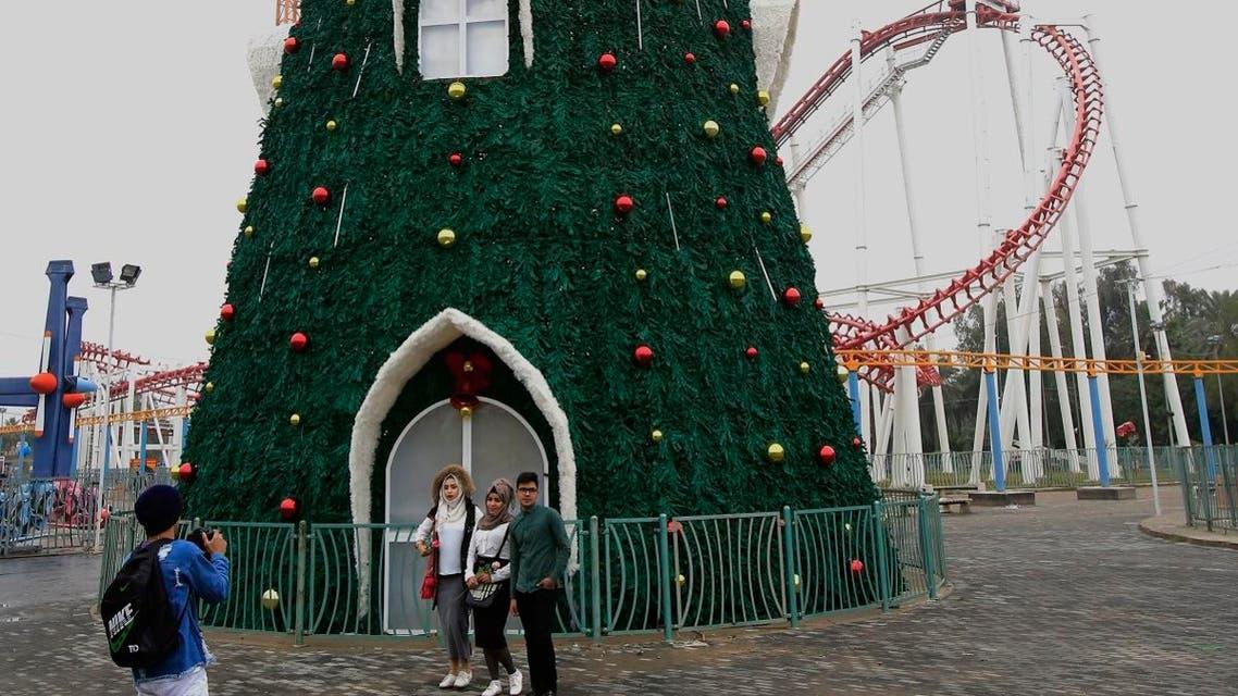 Iraq Christmas. (File photo: AP)
