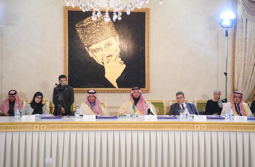 Prince Turki bin Fahd Chechnya. (SPA)