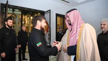 Chechen president receives Saudi Royal Court Advisor Prince Turki bin Fahd