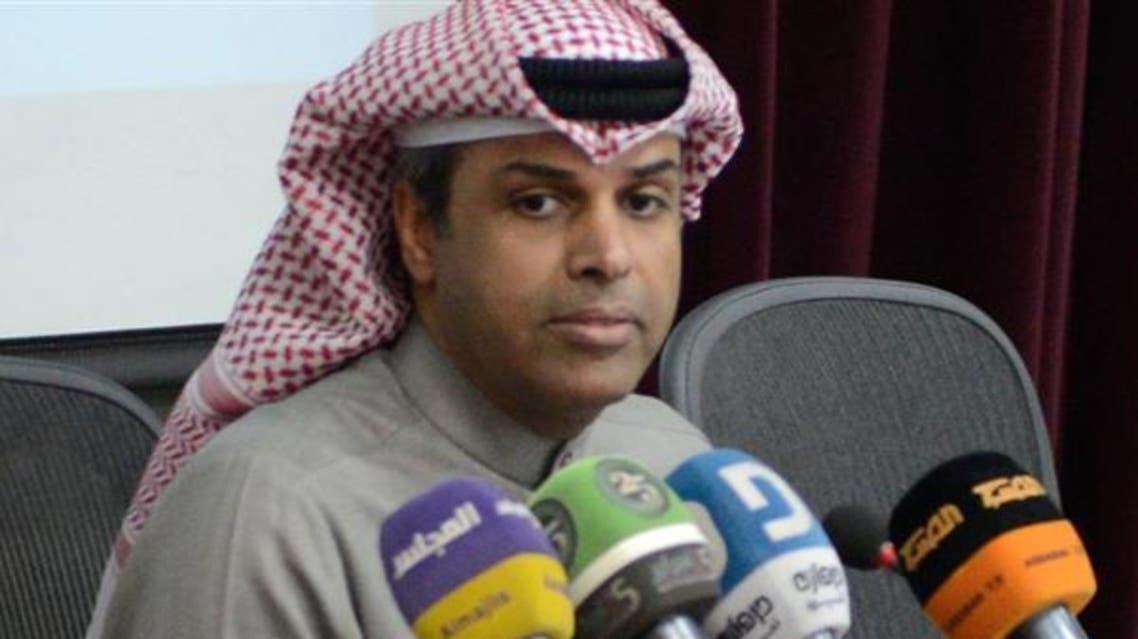 وزير النفط الكويتي خالد الفاضل