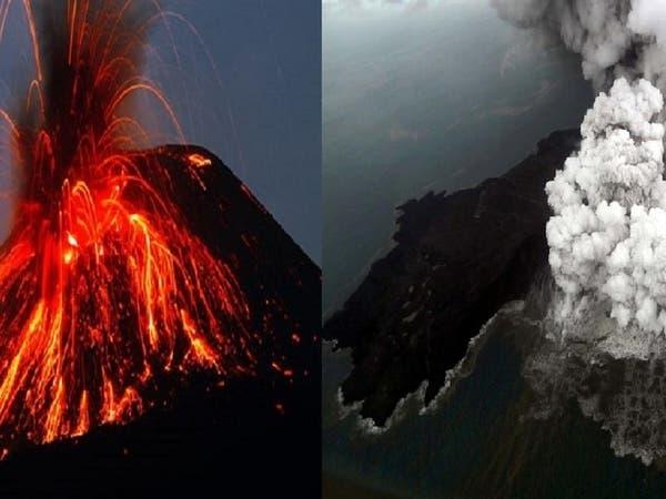 حين ثار بركان إندونيسيا وسمعوا دويّ انفجاراته بأستراليا