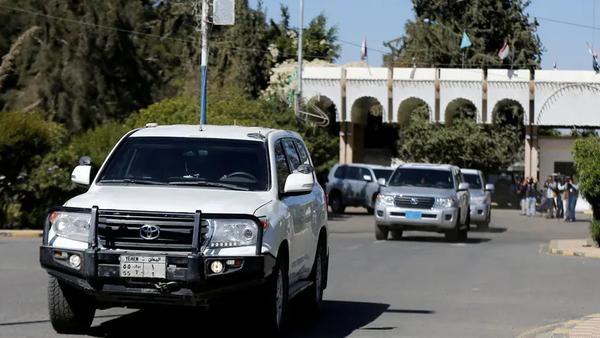 ورود هیئت سازمان ملل به الحدیده.. ادامه نقض آتشبس توسط حوثیها