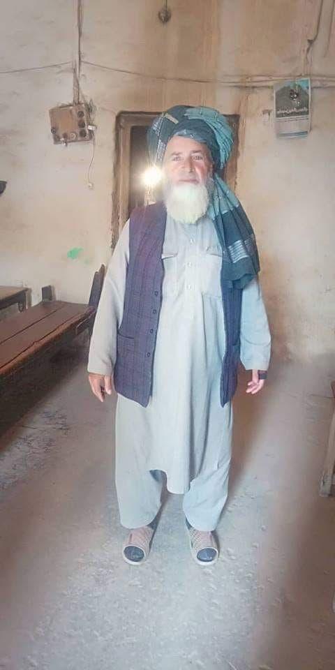 Haji Muhammad Din has been running a restaurant in Wana since 1972. (Supplied)