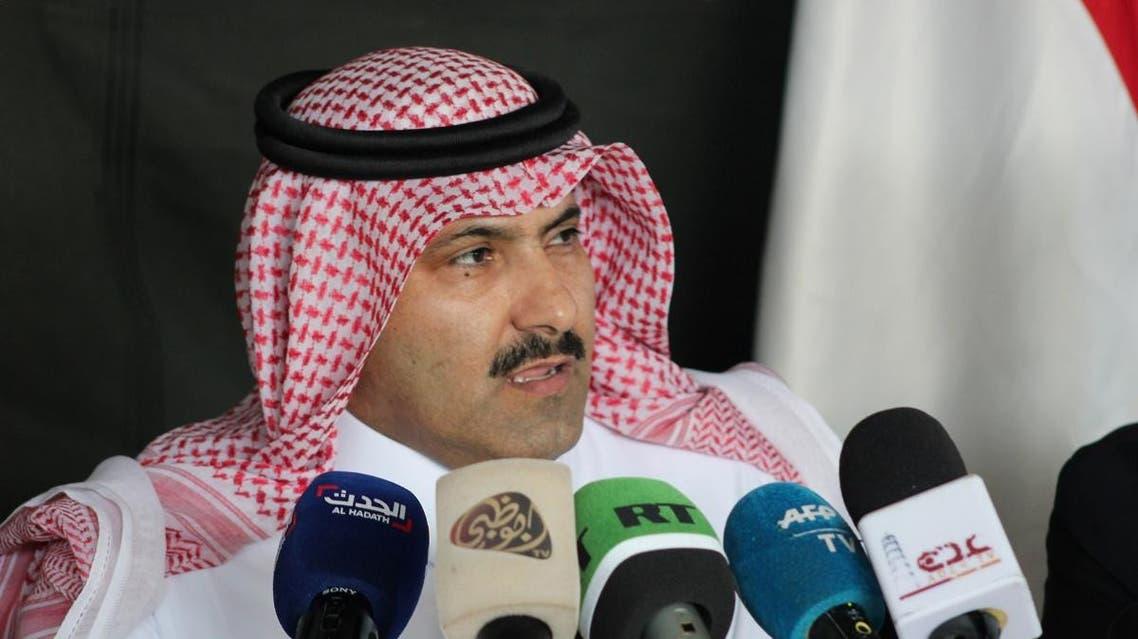 Mohammed al Jaber Saudi ambassador to Yemen. (AFP)
