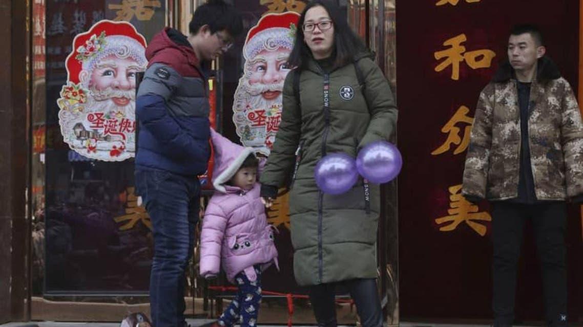 محدودسازی برگزاری مراسم کریسمس در چین