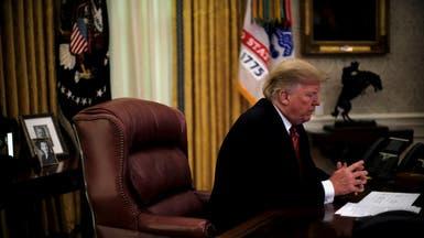 ترمب يغرد: أنا وحدي مسكين في البيت الأبيض
