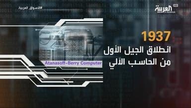 """رحلة تطور """"الكومبيوترات"""" في 8 عقود"""