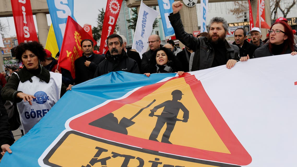 مظاهرات اسطنبول