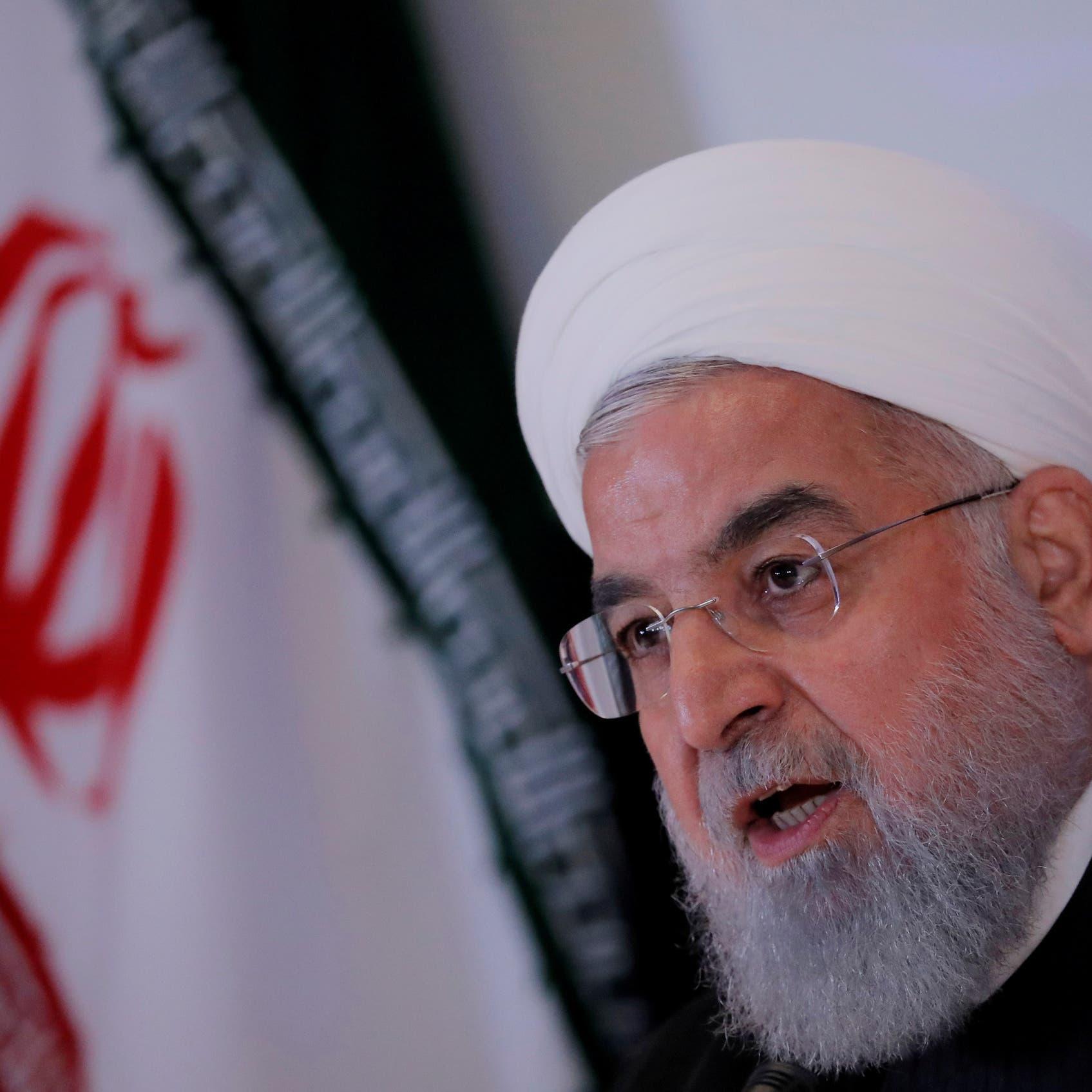 """بعد تعليق التعهدات النووية.. روحاني يتوعد بـ""""رد صادم"""""""