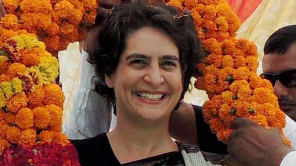 Priyanka Gandhi. (AP)