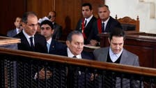 In first, former Egyptian presidents Mubarak and Morsi face-to-face in court