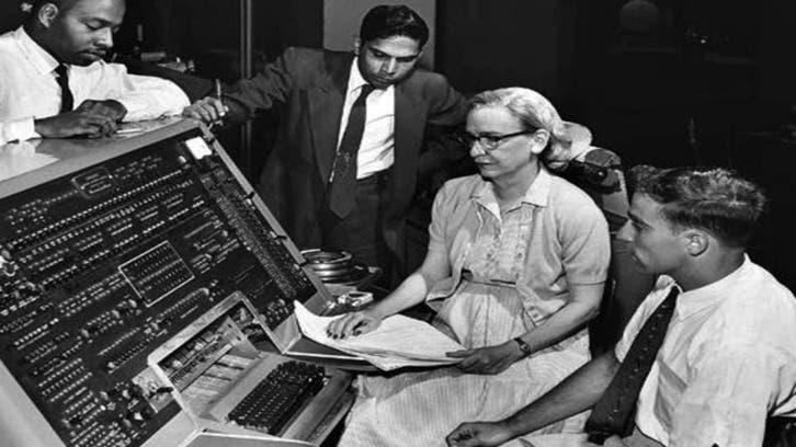 ثورة البرمجة.. سيدة أميركية مذهلة