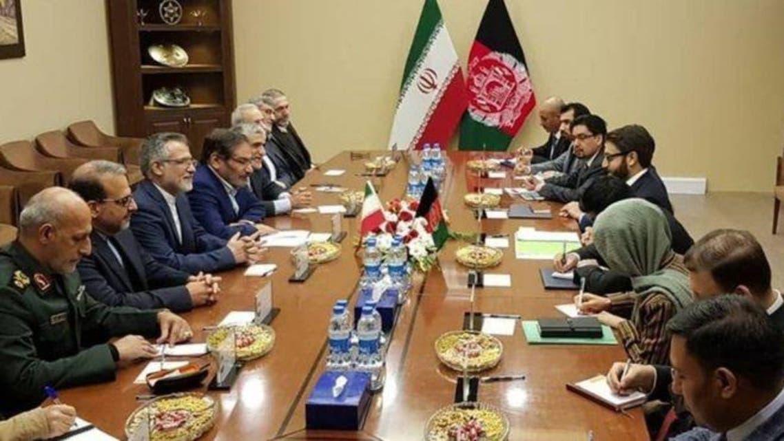 علی شمخانی در کابل: روند گفتگوهای ما با طالبان ادامه خواهد داشت