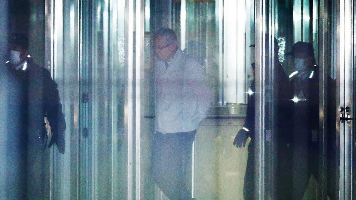 Greg Kelly Nissan released on bail. (AFP)
