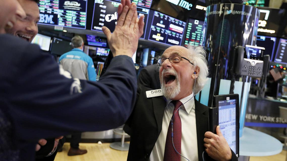 best day wall street in 10 years