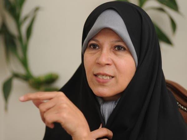 فائزة رفسنجاني: من يدينون مقتل فلويد قتلوا المئات بإيران