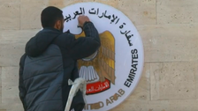 UAE embassy in Damascus to reopen today