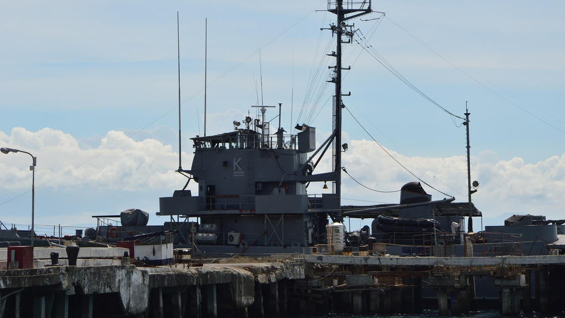 A Philippine Navy battle ship mandated to defend maritime sovereignty. (Supplied)