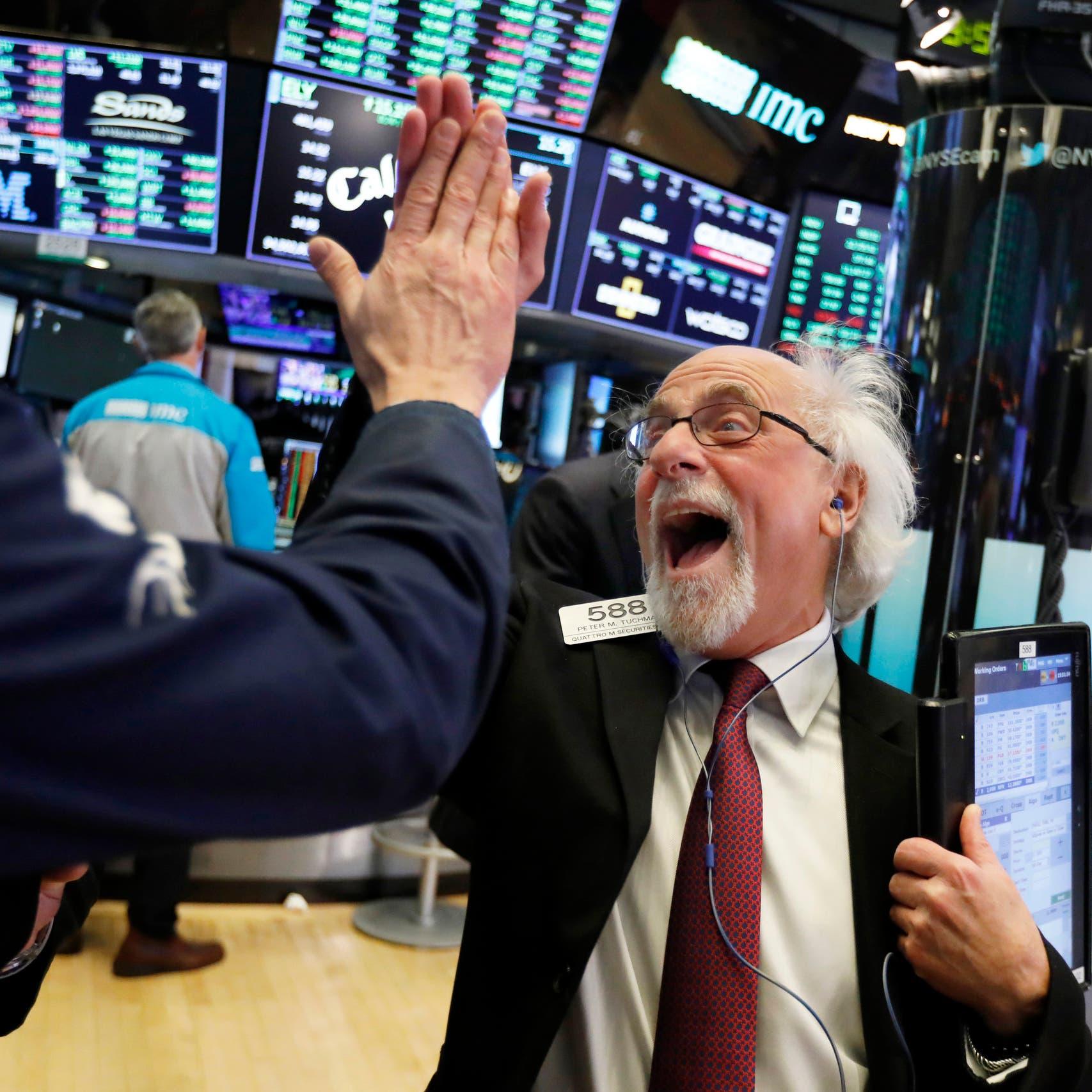 مع هدنة حرب التجارة.. الأسهم الأميركية تقفز لمستويات تاريخية