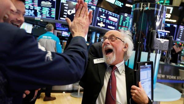 قفزة للأسهم الأميركية بعد تقرير مفاجئ للوظائف