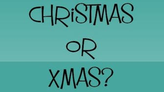 What is the difference between Xmas and Christmas