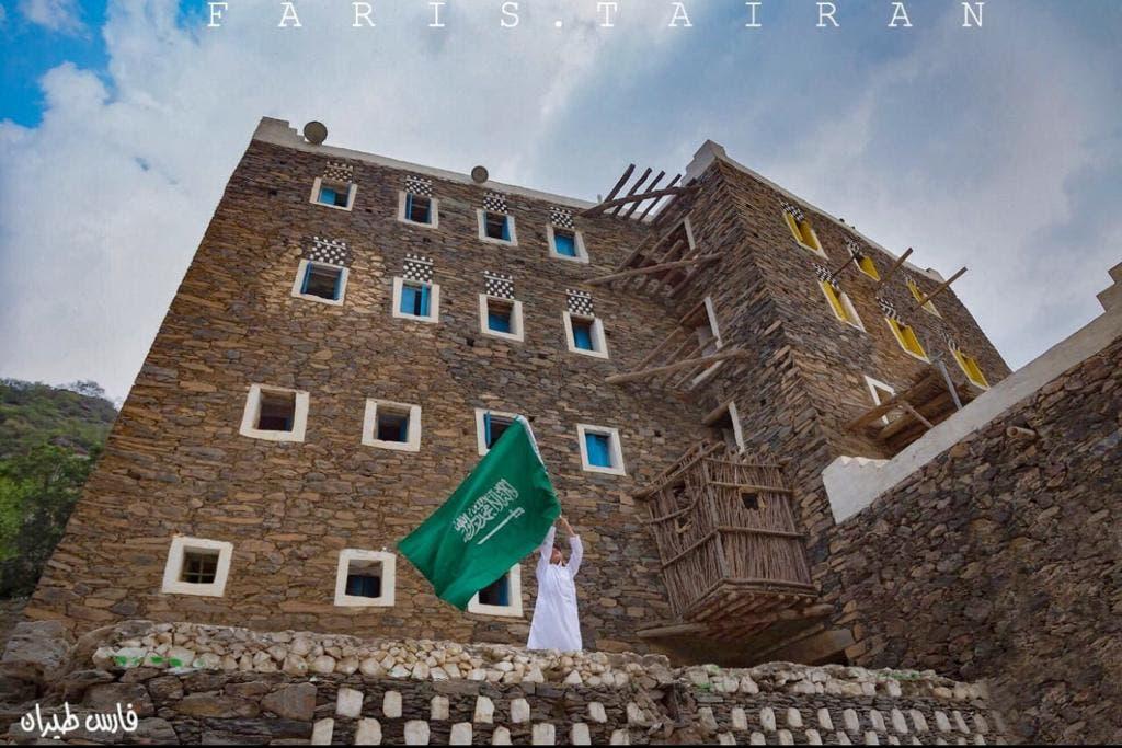 Faris Tairan Saudi photographer. (Supplied)