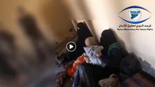 شاهد.. التحالف يستجوب روسيتين فرّتا من داعش شرق الفرات