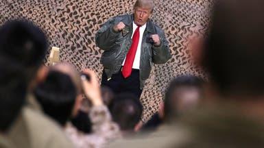 ترمب: مستعدون جيداً لإيران وسنرى ما سيحدث