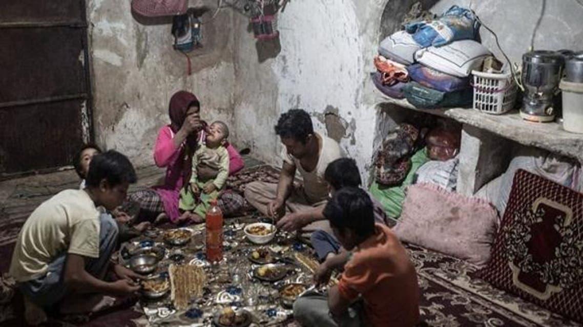 فقر مطلق ایران