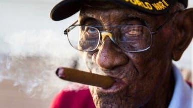 عاشق السيجار.. رحيل أقدم مقاتلي الحرب العالمية الثانية