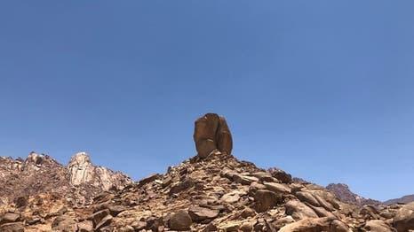 تعرف على جبل اللوز الثلجي تاريخ النبي موسى بالسعودية